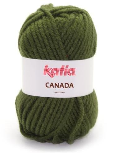 Katia Canada 14 Dark green