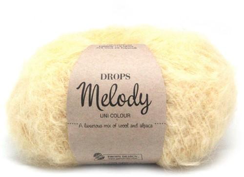 Drops Melody Uni Colour 14 Vanilla
