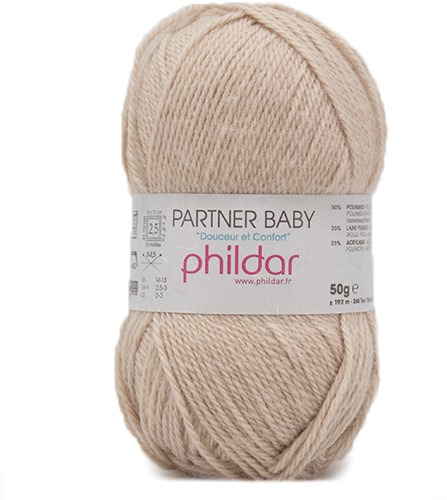 Phildar Partner Baby 1327 Lin