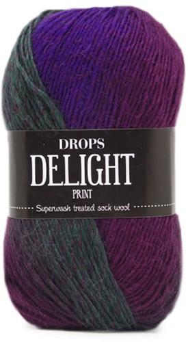 Drops Delight 14 Purple-green