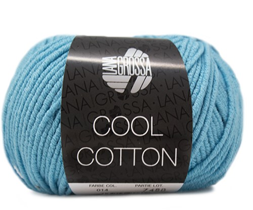 Lana Grossa Cool Cotton 14 Turquoise