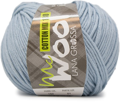 Lana Grossa Cotton Mix 130 150