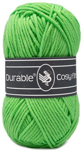 Durable Cosy Fine 1547 Neon Green