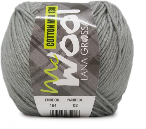 Lana Grossa Cotton Mix 130 154