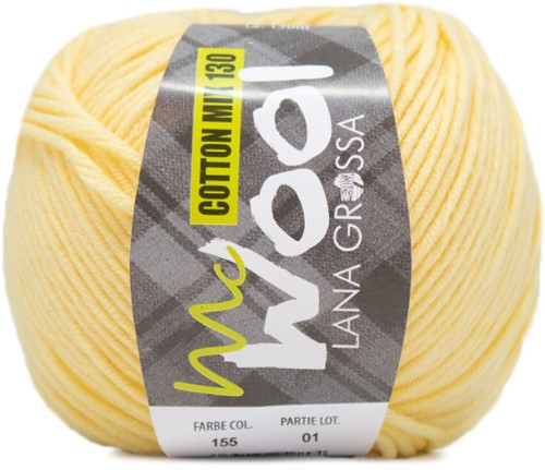 Lana Grossa Cotton Mix 130 155