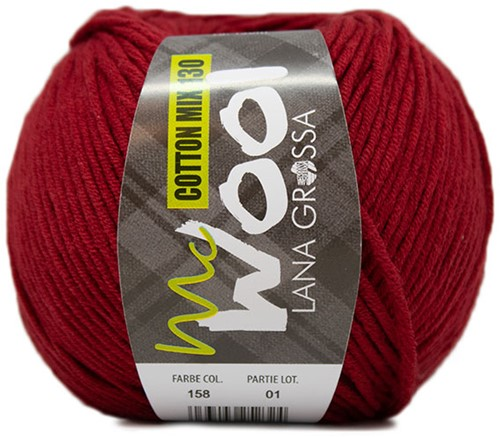 Lana Grossa Cotton Mix 130 158