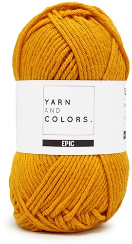 Yarn and Colors Moss and Cross Kussen Breipakket 2