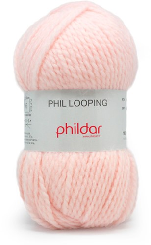 Phildar Phil Looping 1044 Rosee
