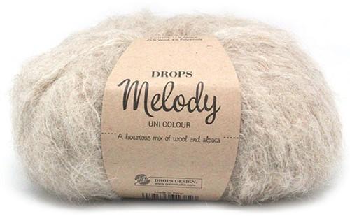 Drops Melody Uni Colour 15 Beige