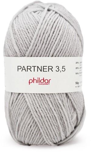 Phildar Partner 3.5 1399 Givre
