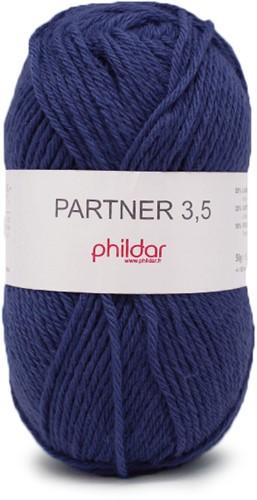 Phildar Partner 3.5 1315 Navy