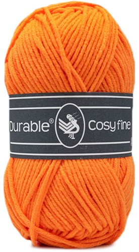 Durable Cosy Fine 1693 Neon Orange