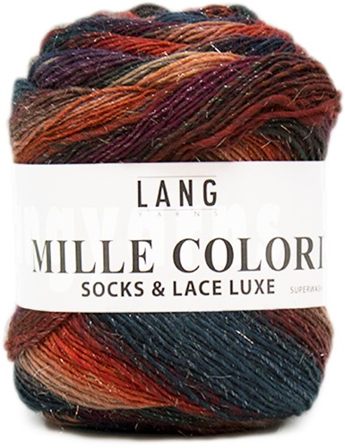 Lang Yarns Mille Colori Socks & Lace Luxe 16