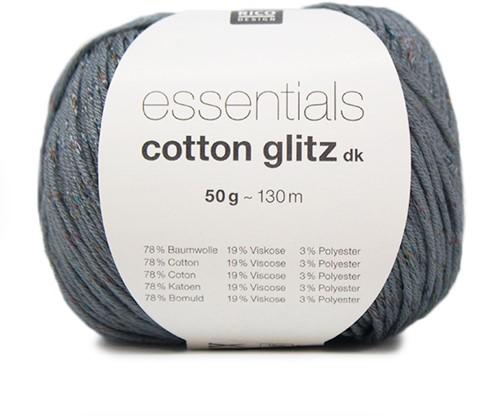 Rico Essentials Cotton Glitz DK 16 Olive-Grey