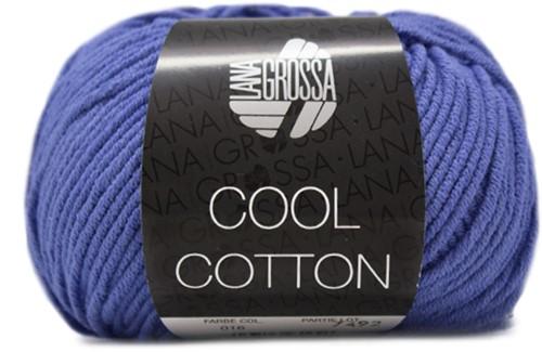 Lana Grossa Cool Cotton 16 Royal Blue