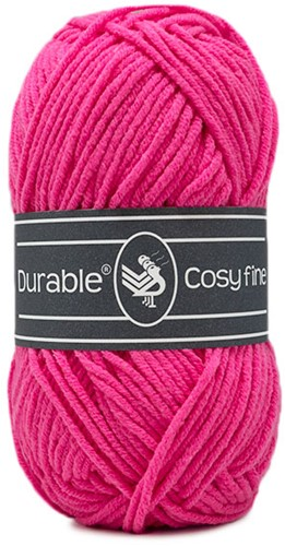 Durable Cosy Fine 1786 Neon Pink