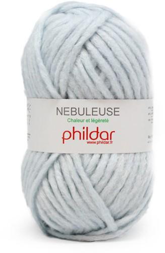 Phildar Nebuleuse 1004 Azur