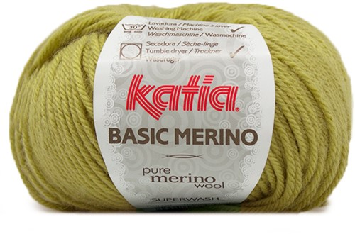 Katia Basic Merino 18 Pistachio