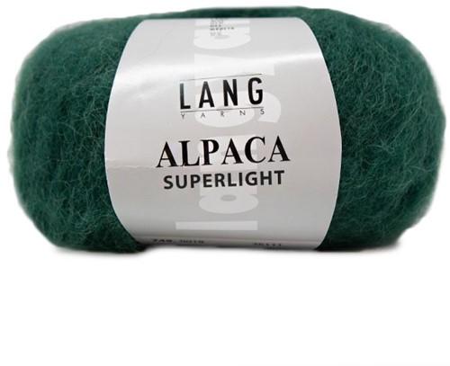 Lang Yarns Alpaca Superlight 018
