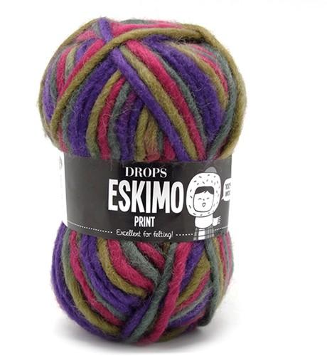 Drops Eskimo Print 18 Circus