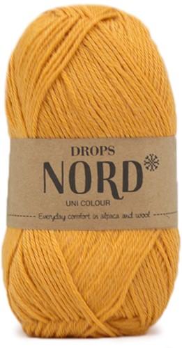 Drops Nord Uni Colour 18 Goldenrod