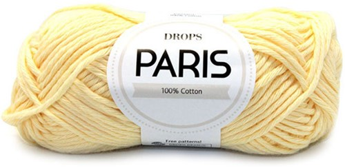 Drops Paris 19 Lichtgeel
