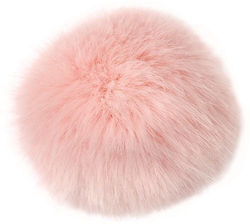 Rico Kunstbont Pompon Medium 19 Pink