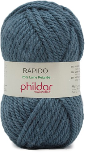 Phildar Rapido 1085 Denim