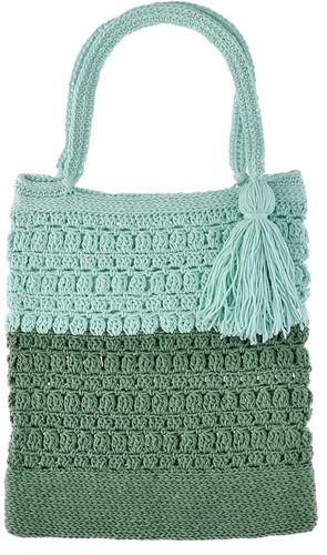 Happy Handmade Bag Haakpakket 1 Jade Gravel & Aventurine