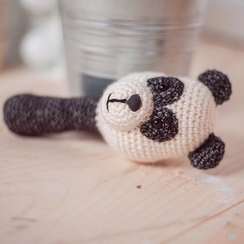 Pip Panda Rammelaar Haakpakket