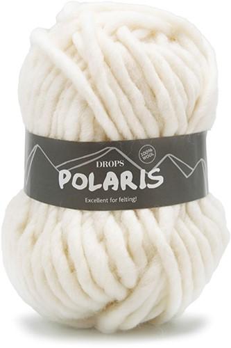 Drops Polaris Uni Colour 01 Off-white