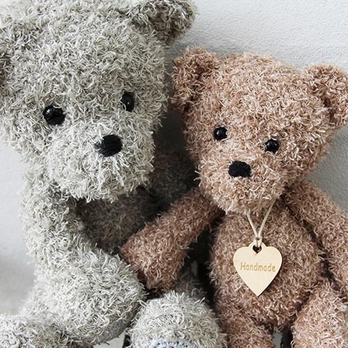 Haakpatroon Teddy Vrienden Go Handmade