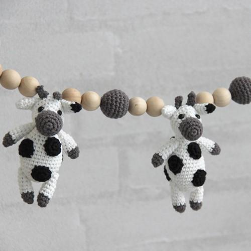 Go Handmade Haakpatroon Babyslinger Koe