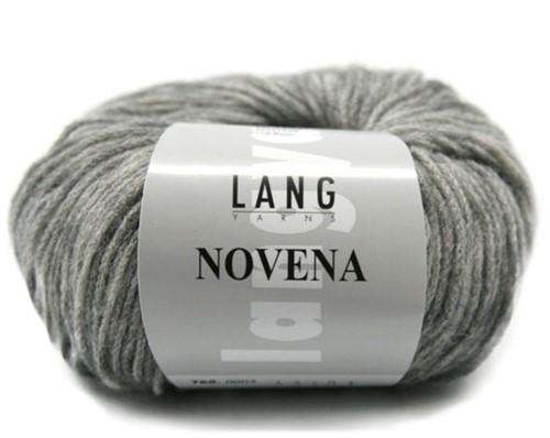 Novena Kabelvest Breipakket 2 S Light Grey