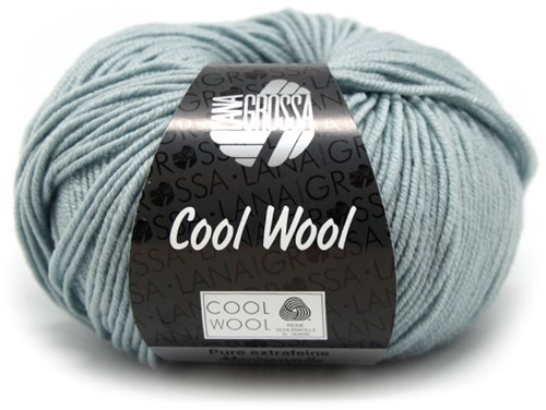 Lana Grossa Cool Wool 2028 Ice gray