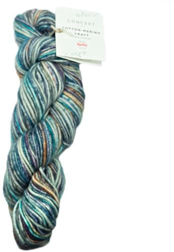 Cotton-Merino Craft Trui Breipakket 1 XXL