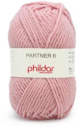 Phildar Partner 6 1198 Rose