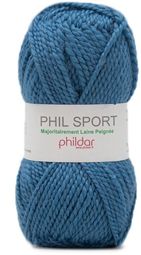 Phildar Phil Sport 2089 Navy