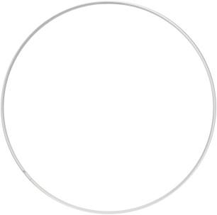 Metalen ring 20cm