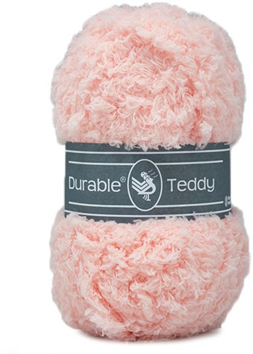 Durable Teddy 210 Powder pink