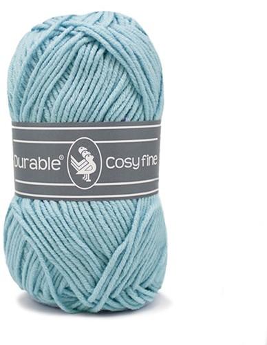 Durable Cosy Fine 2124 Baby Blue