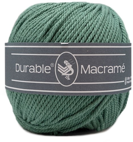 Durable Macramé 2133 Dark Mint
