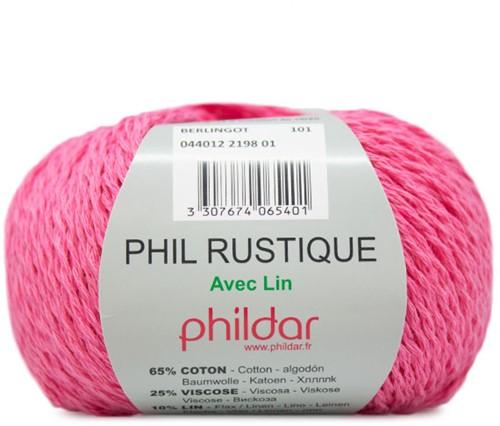Phildar Phil Rustique 2198 Berlingot
