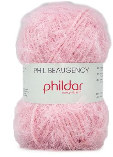 Phildar Phil Beaugency 2144 Rose Thé