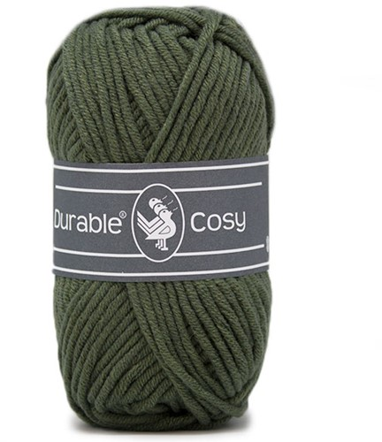 Durable Cosy 2149 Mosgroen