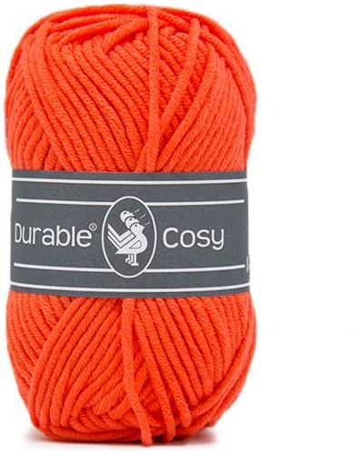 Durable Cosy 2196 Oranje