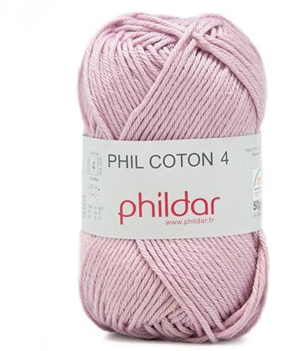 Phildar Phil Coton 4 2198 Camelia