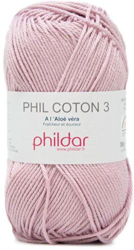 Phildar Phil Coton 3 2198 Camelia