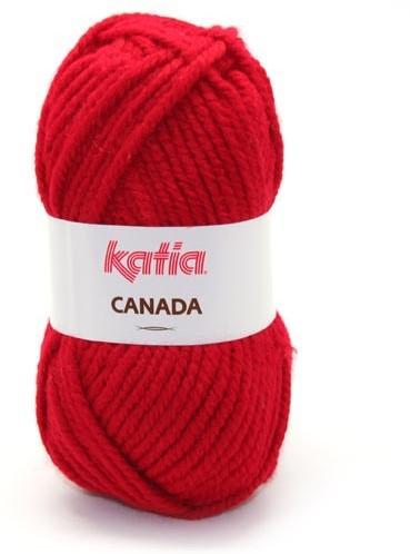 Katia Canada 21 Maroon