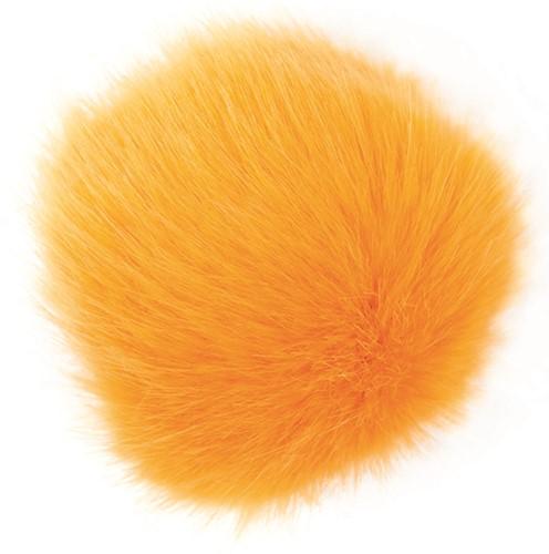 Rico Kunstbont Pompon Medium 21 Saffran